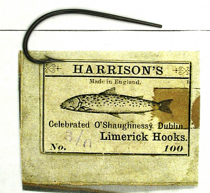 Harrison's, Celebrated O'Shaughnessy Dublin Limerick, 3.0. From the Reinhold collection.