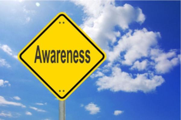 awareness-road-sign