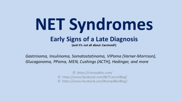 NET Syndromes