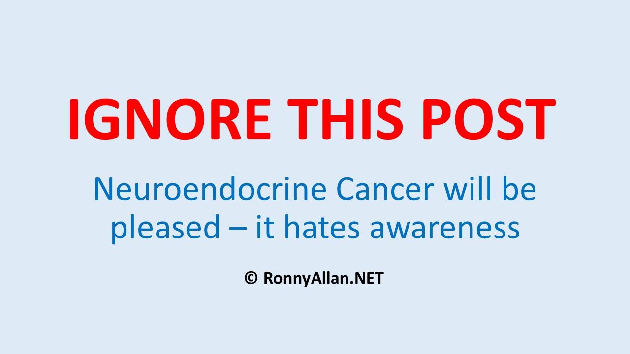 neuroendocrine cancer breakthrough