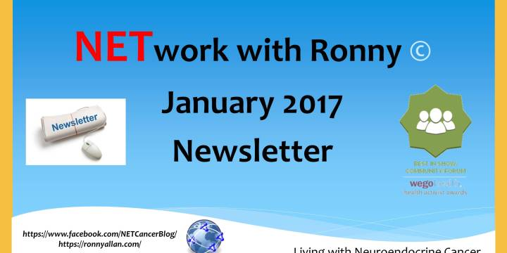 NETwork with Ronny © – Newsletter January 2017