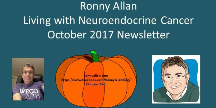 NETwork with Ronny © – Community Newsletter OCTOBER 2017