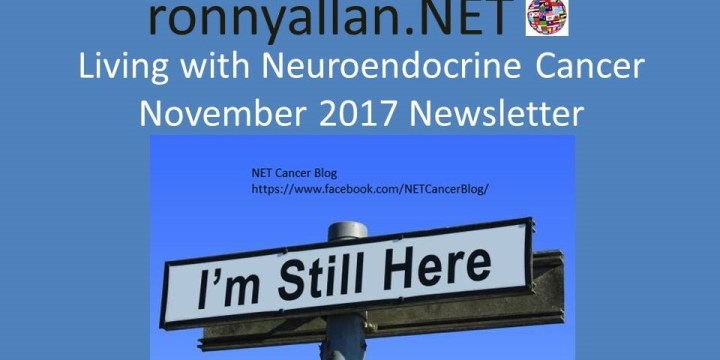 NETwork with Ronny © – Community Newsletter NOVEMBER 2017