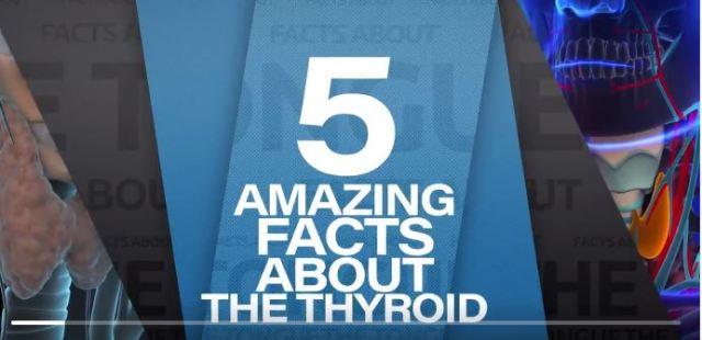 thyroid video webmd