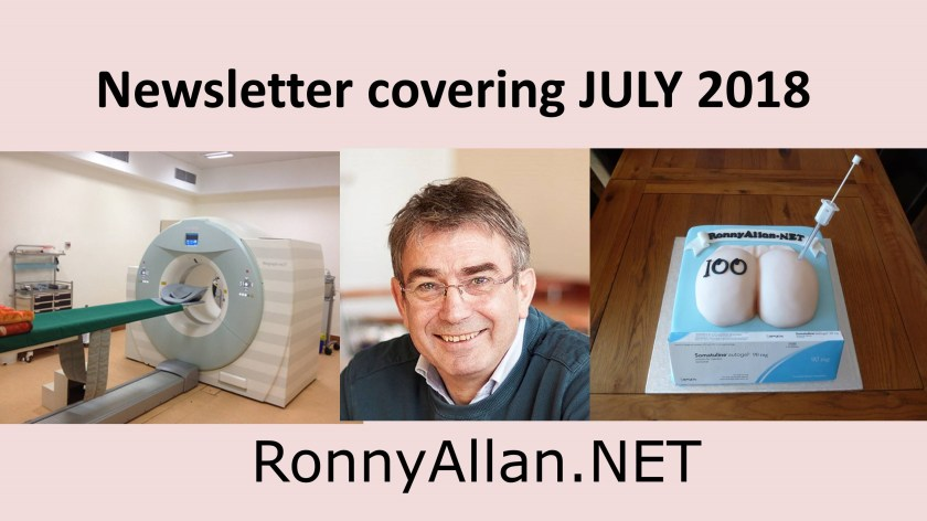 Newsletter July 18