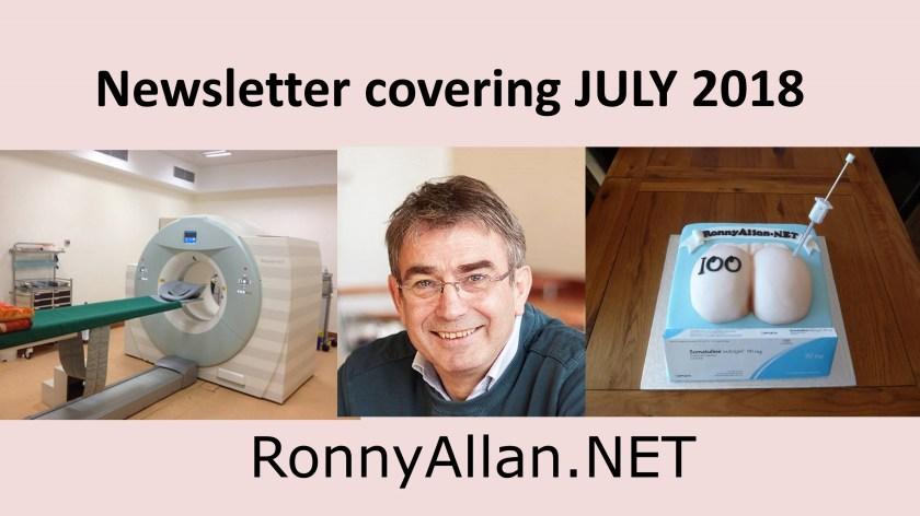 Newsletter July 18