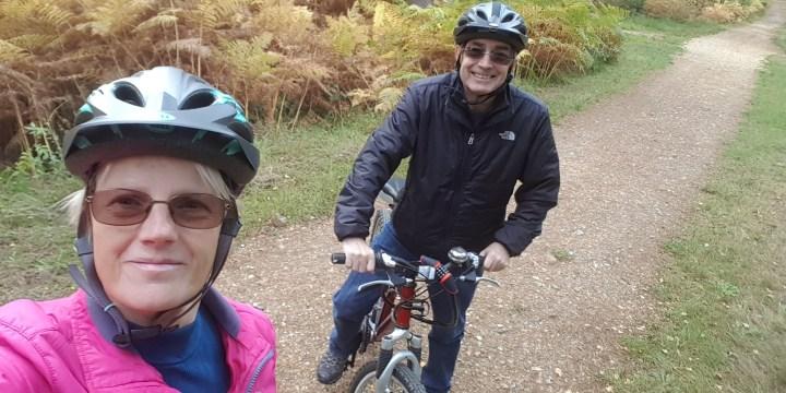 Neuroendocrine Cancer – on your bike!