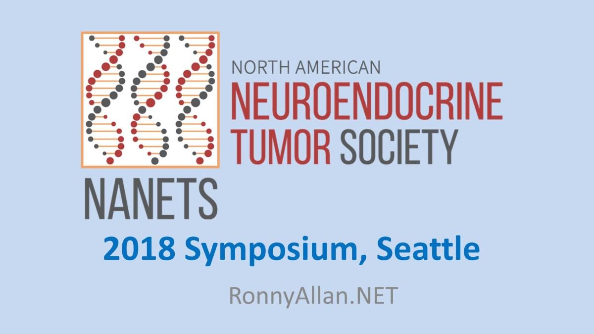 Neuroendocrine Cancer - Short Update from NANETS 2018