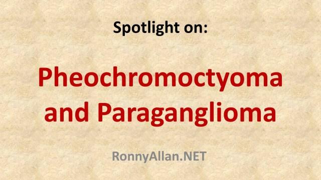 spotlight on pheo para
