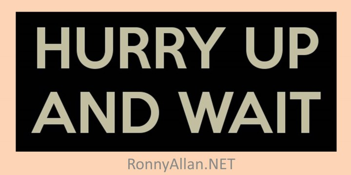 Neuroendocrine Cancer: Hurry up and wait