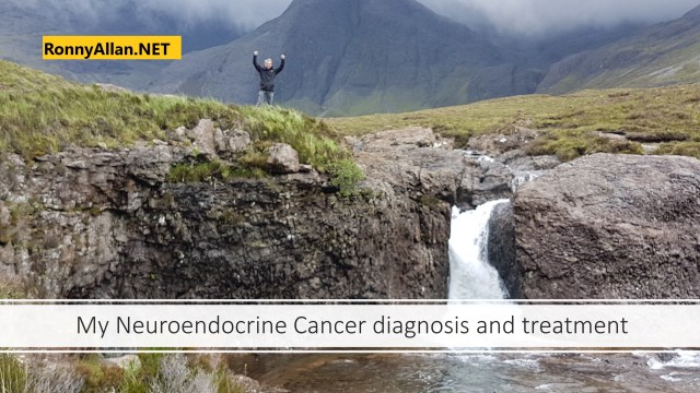 my diagnosis and treatment