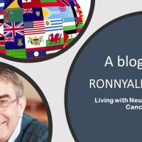 Living with Neuroendocrine Cancer - a blog by Ronny Allan