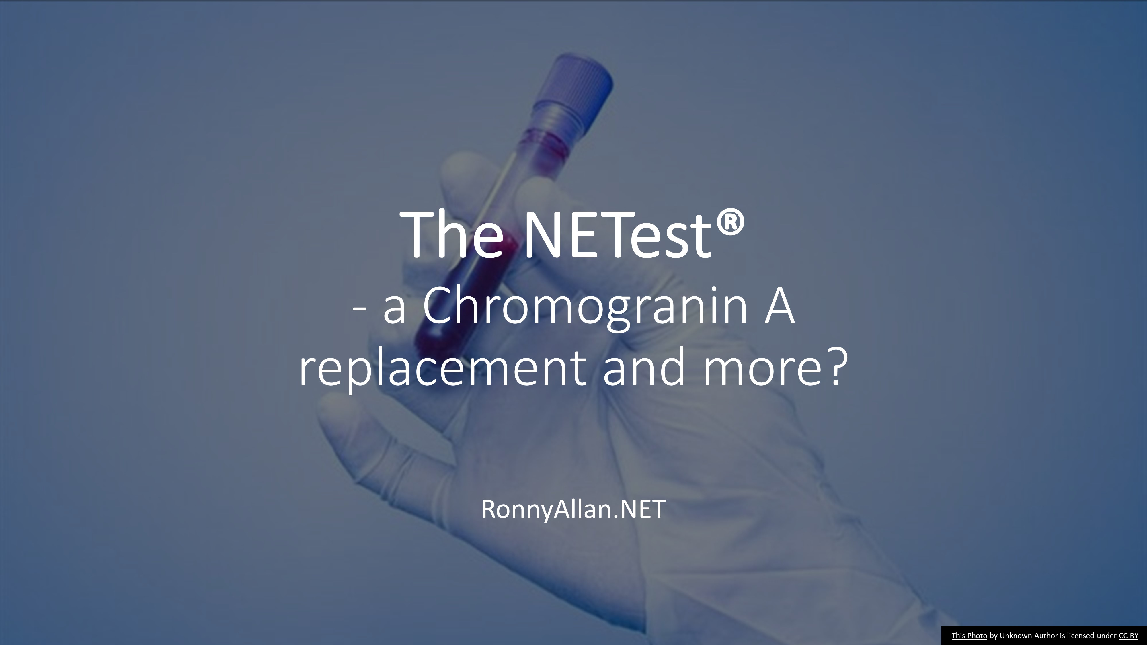 The NETest® – a Chromogranin A replacement and more?