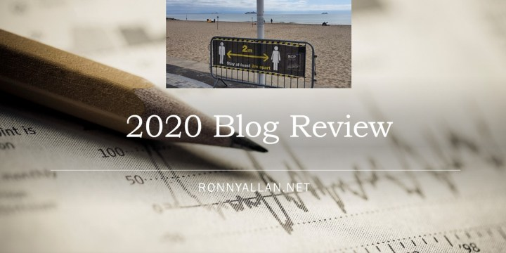 A 2020 blog review (RonnyAllan.NET)