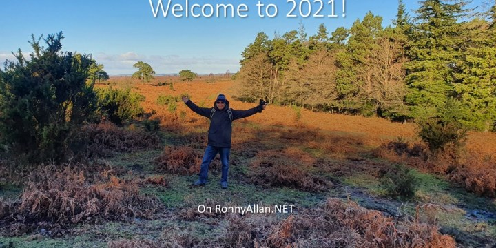 Ronny Allan Newsletter – 1st January 2021