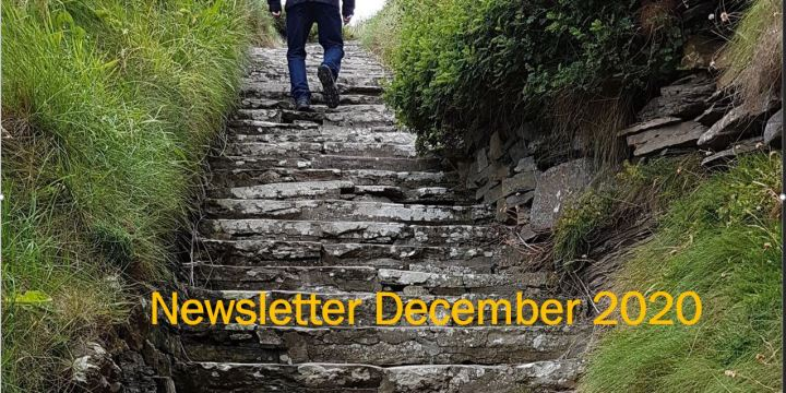 Ronny Allan Newsletter 1st December 2020