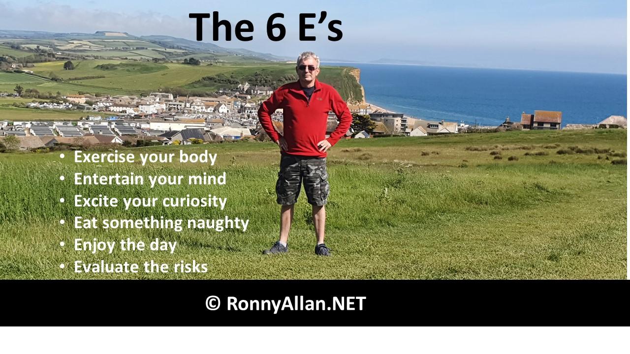 The 6 E's