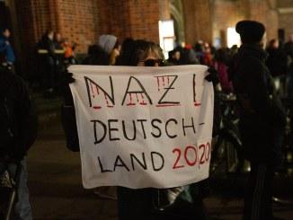 Nazi Deutschland 2020 Banner