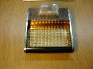 Ronson Lighter and cigarette box