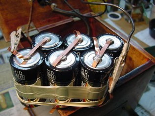 Reverse-Enginerred battery pack for Midland Jump Spark.