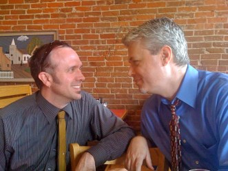 June 26, 2009. The day we got married in Iowa.