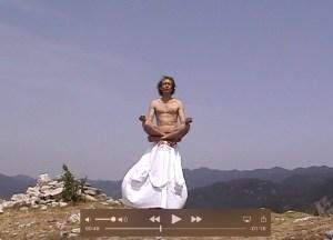 Lost in meditation | Simon de pilaarheilige