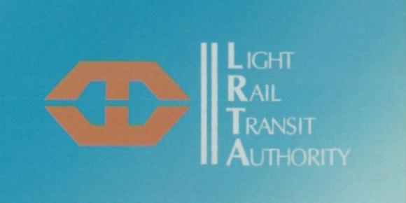 LRTA Logo on blue background