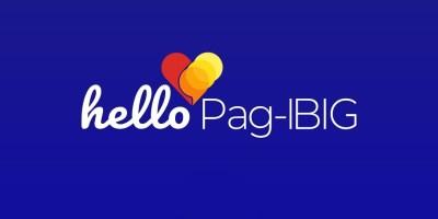 Hello Pag-IBIG Logo