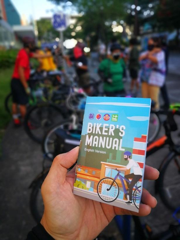 SM Biker's Manual
