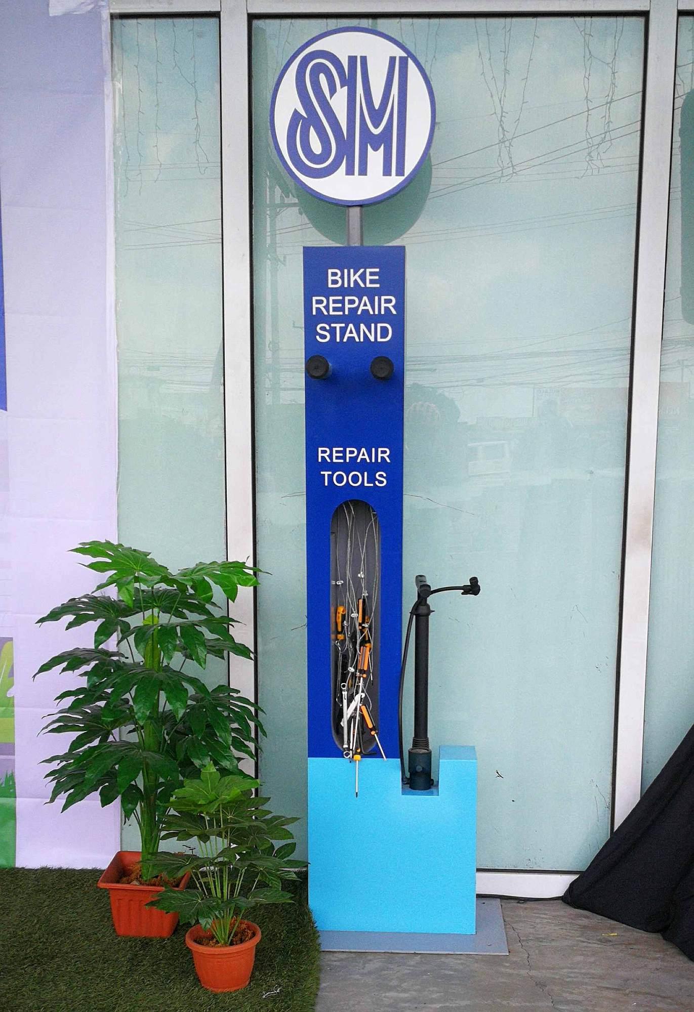 SM Bike repair stand