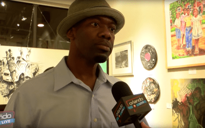 Orlando Live: City Arts Factory Ronyai Interview