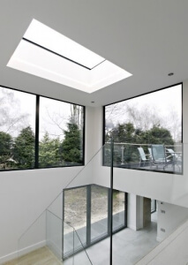 rooflight contemporary design