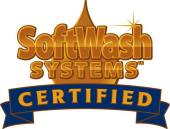 West Michigan's only SoftWash Systems certified company