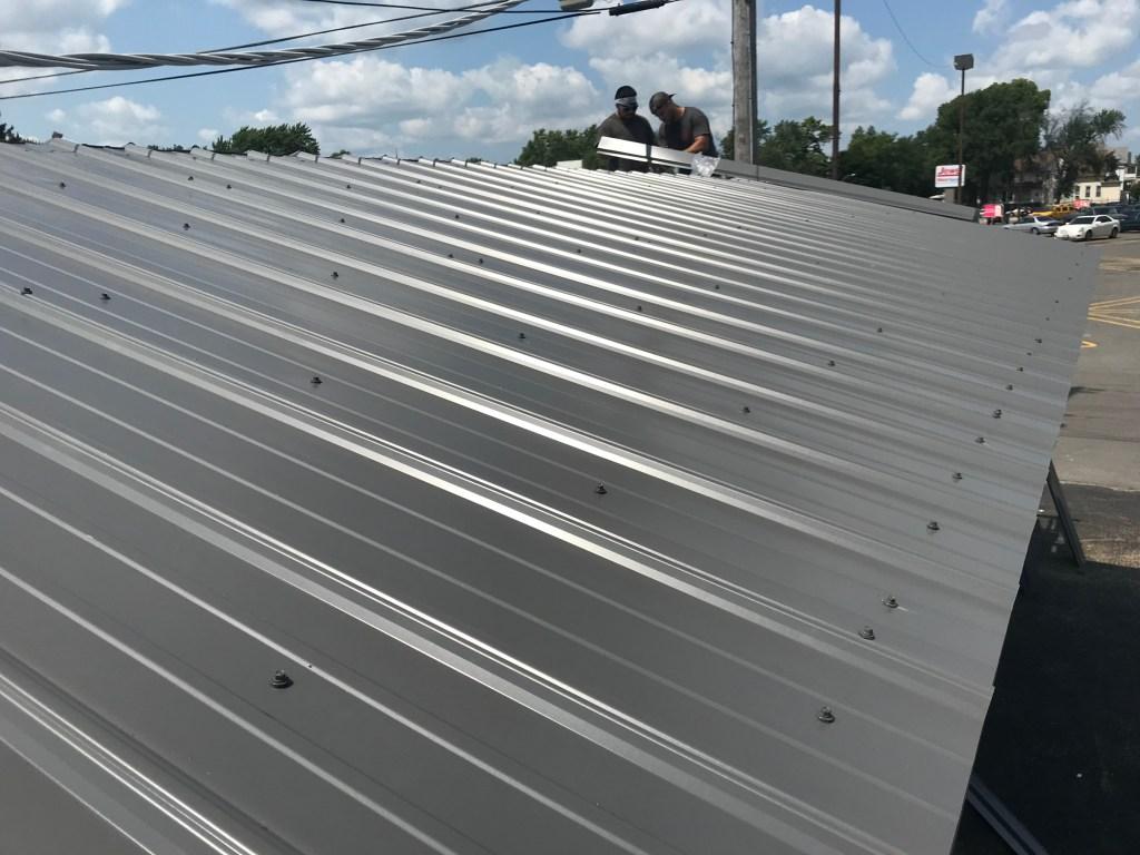 steel roofing kankakee IL