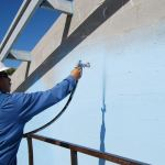 Acrylic Air Barrier Lowers Installed Costs
