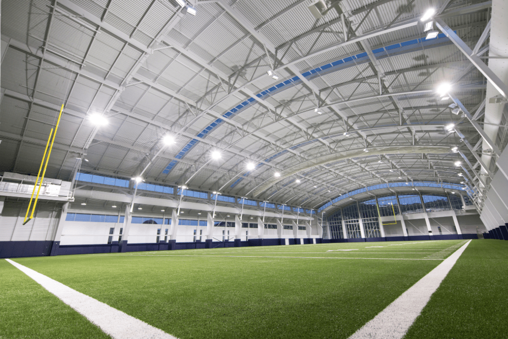 Liberty University Taps Experienced Team For Indoor