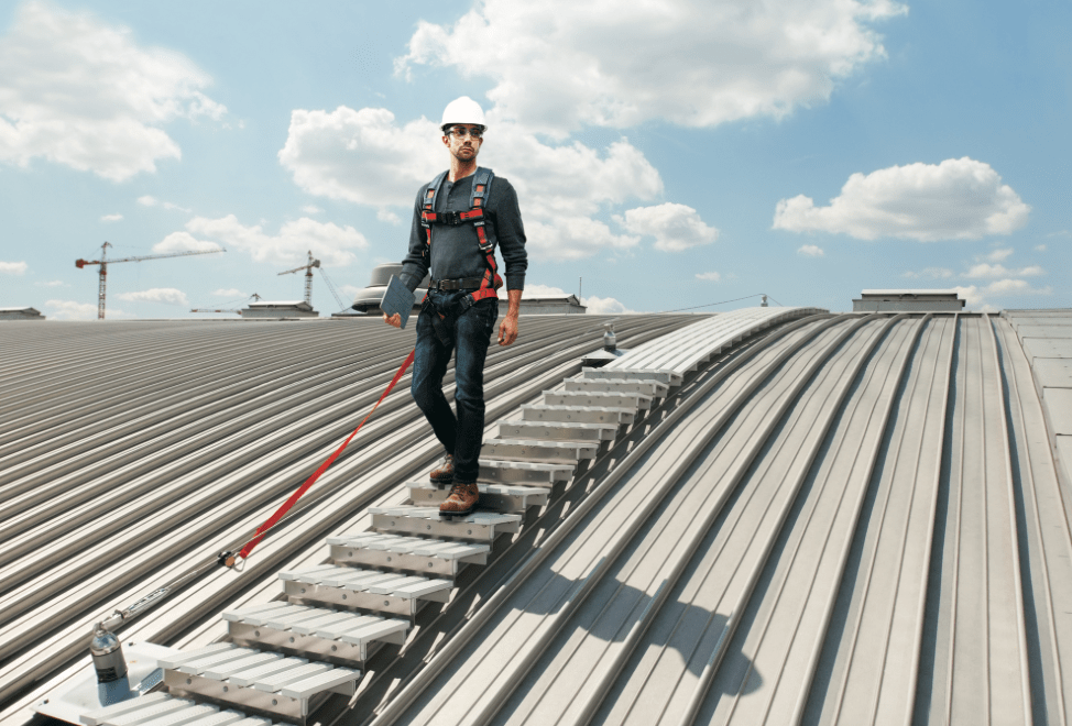 Image result for Roofers to keep your building well protected