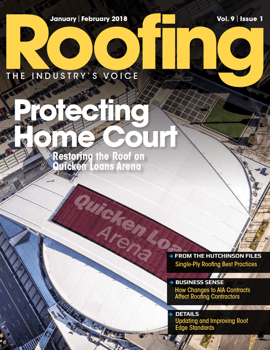 Roofing January/February 2018