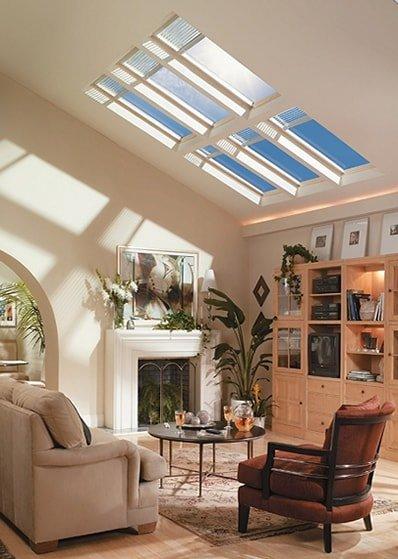skylights installed