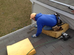 shingle roofing repair newark de