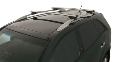 kia sorento with roof rails xm 10 09 05 15 rhino rack vortex racks pr