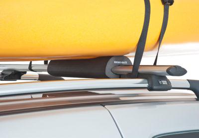 rhino rack rwp01 roof rack foam canoe pads pr