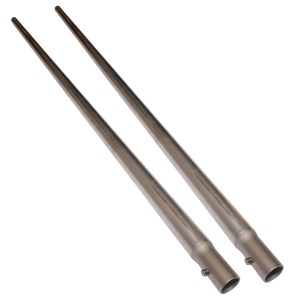 The Roof Razor 12 foot extension pole kit - 2 poles