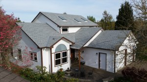 Gray Composition Roofing in Dallas, Oregon