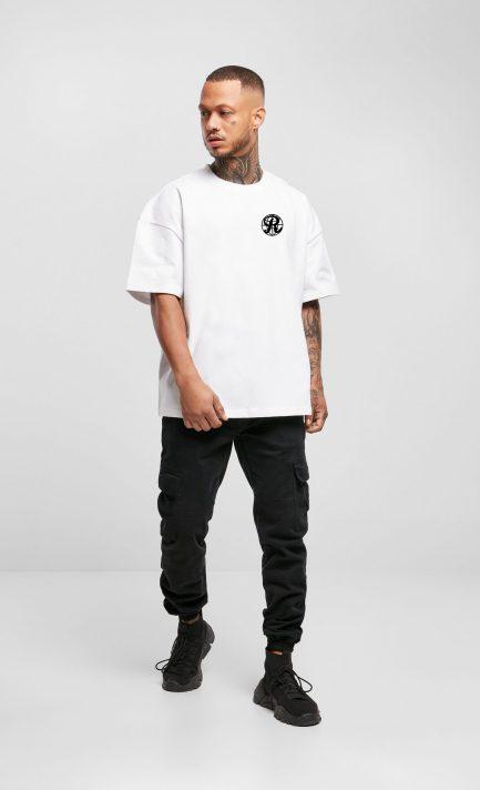R-World Oversize Shirt White Men