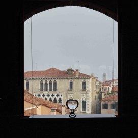 "Maaria Wirkkala, ""Depending on"", 2015 on top floor of Palazzo Fortuny© Jean-Pierre Gabriel"