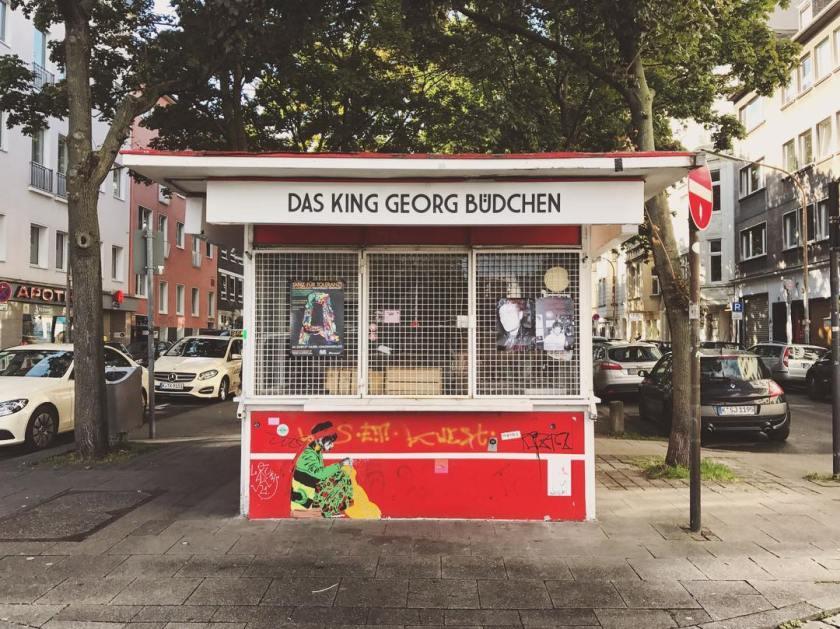 Das King Georg Bdchen buedchenliebe ebertplatz kinggeorge buedchen koelnergram koelscheeckenhellip