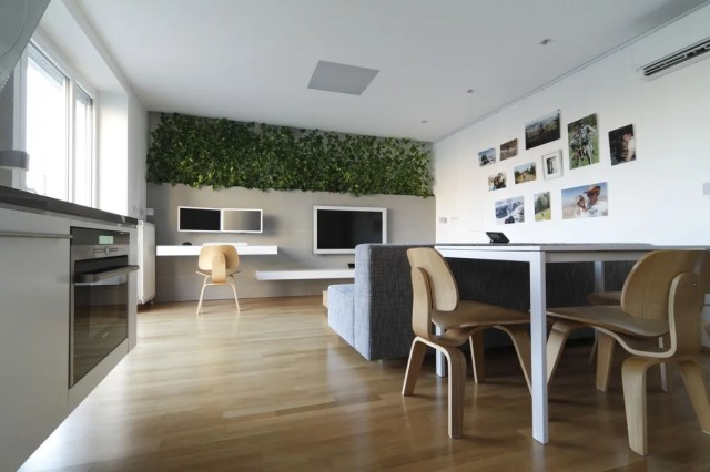 Open Plan Kitchen Living Room Decorating Ideas With Nature ...
