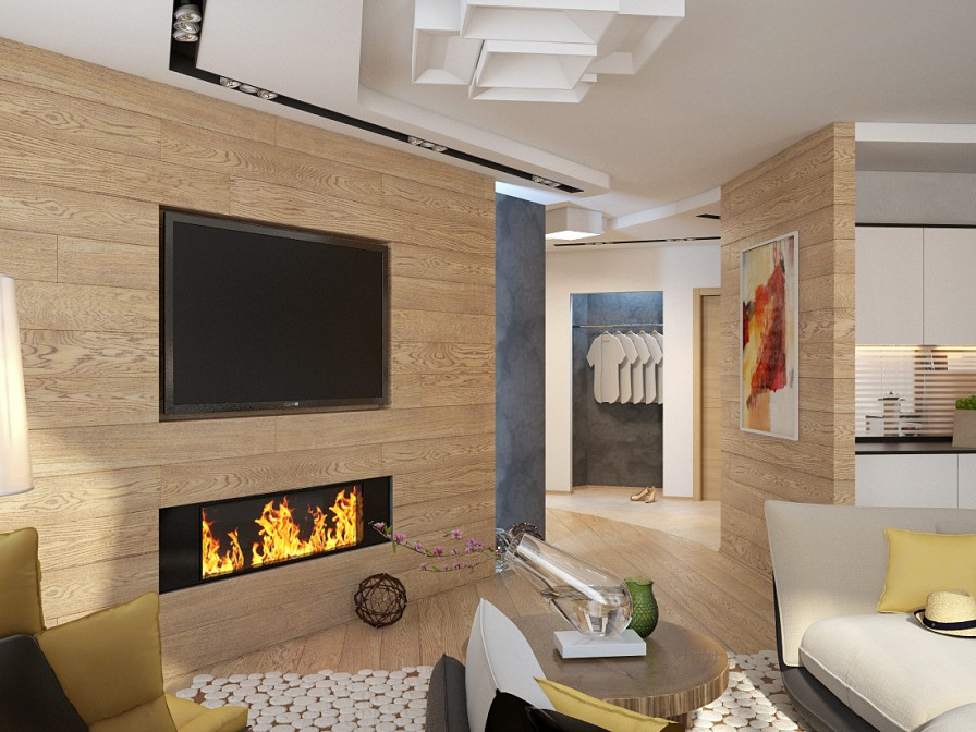 Image Result For Where To Put Tv In Living Room With Fireplace