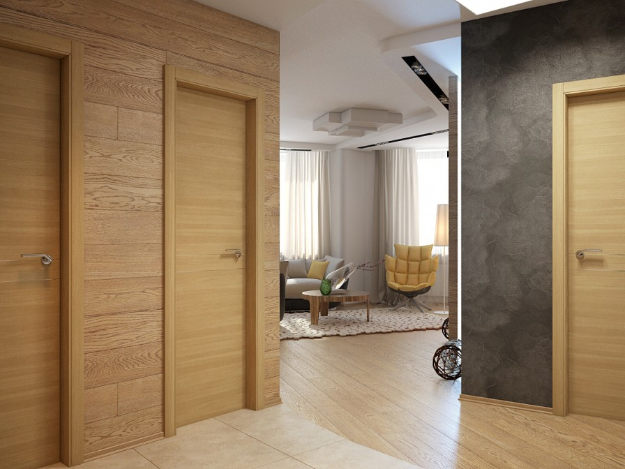 Posh Scandinavian Apartment Interior Design By DA